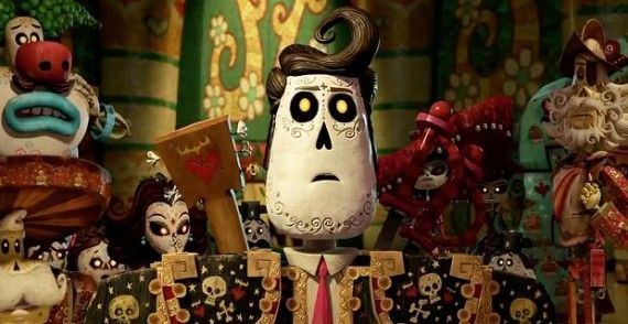 The first trailer for the Guillermo del Toro-produced 'The Book of Life' contains jaw-dropping, beautiful scenes of animated creativity.