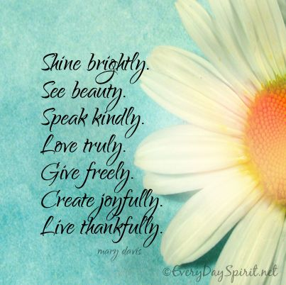 Its A Beautiful Day Affirmations Bmindful Forum