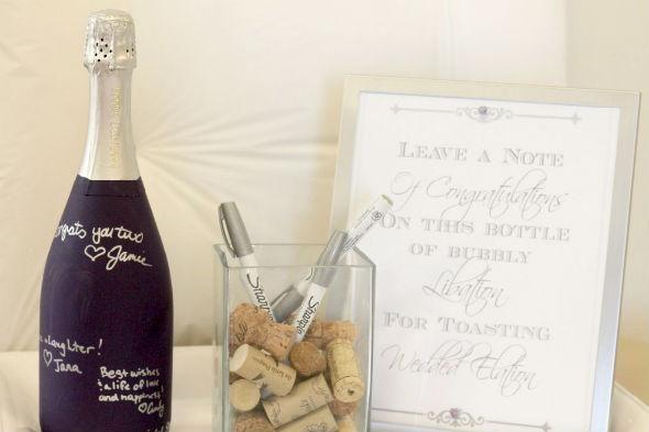 boozy-bridal-shower-ideas-champagne