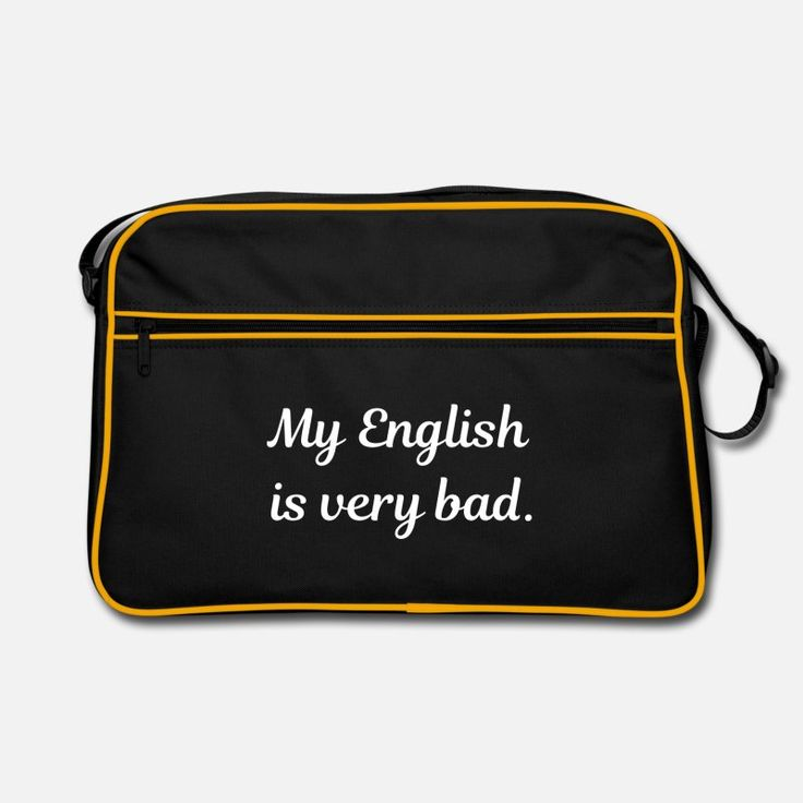 Tasche Auf Englisch