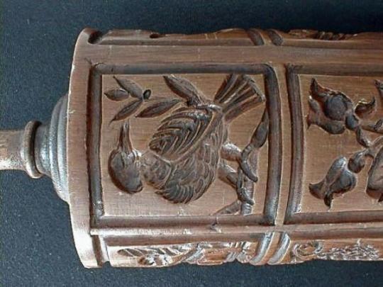 Резные пряничные доски и скалки | Резьба по дереву, кости и камню