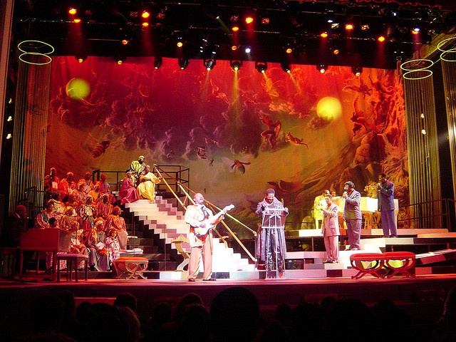 Edinburgh International Festival 2010 - The Gospel at Colonus by Edinburgh International Festival, via Flickr