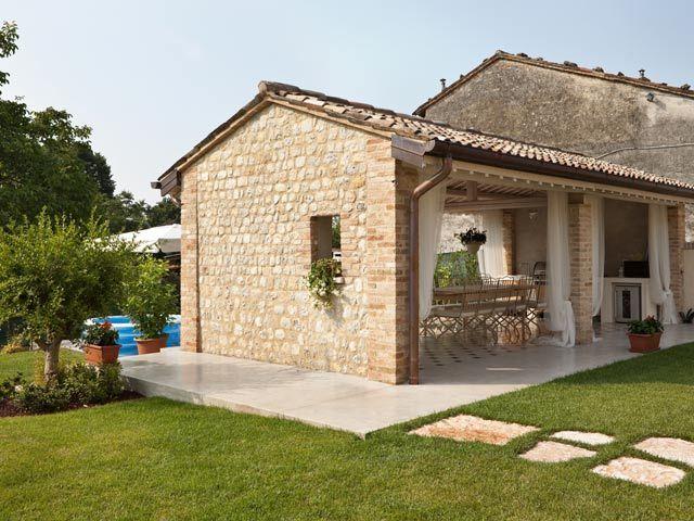 Ristrutturare l antico con tecnologie e materiali moderni for Materiali da costruzione della casa