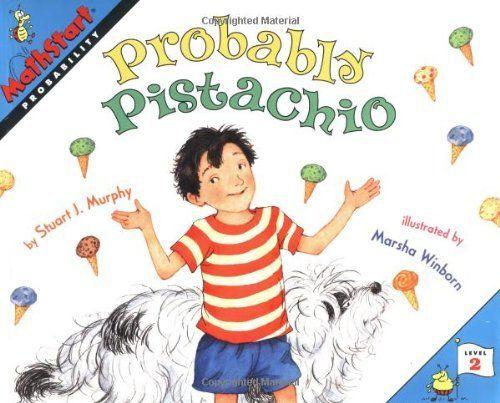 Probably Pistachio (MathStart 2) by Stuart J. Murphy, http://www.amazon.com/dp/0064467341/ref=cm_sw_r_pi_dp_SgpOrb0PQMH30