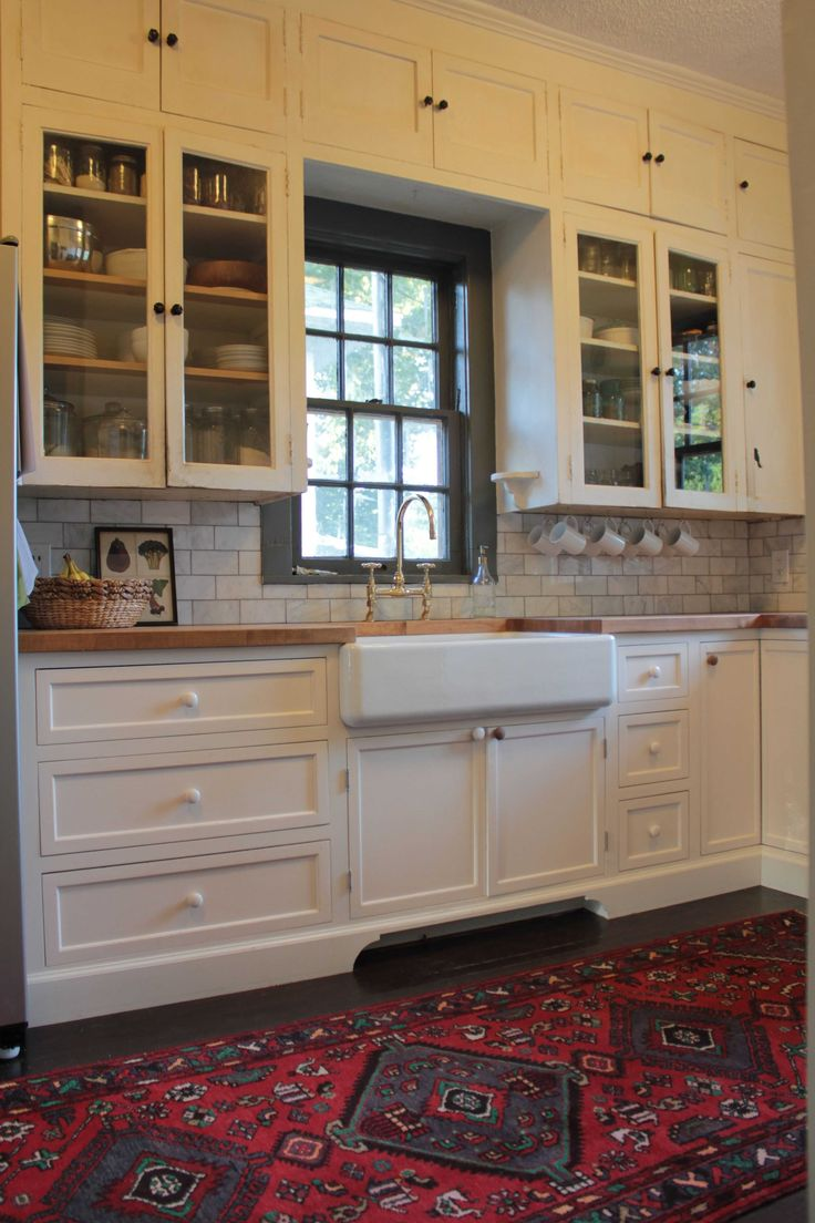 Old farmhouse renovation before and after fresh farmhouse kitchen backsplash uni…