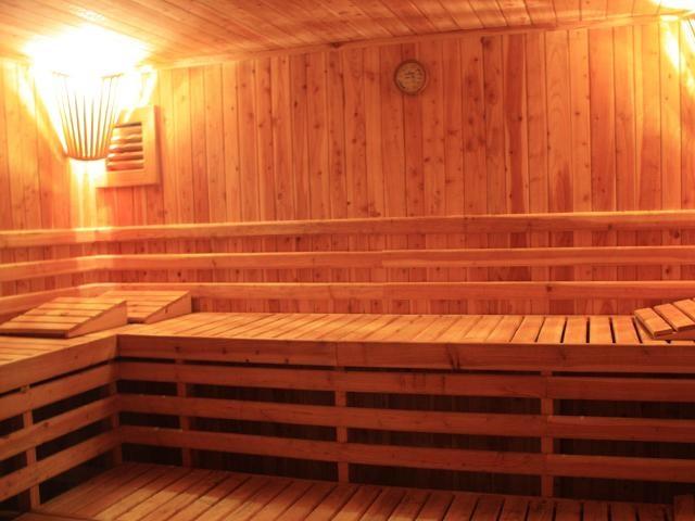 saunas.