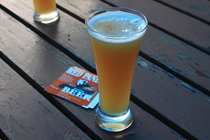 Bumthang Lager became Red Panda Beer