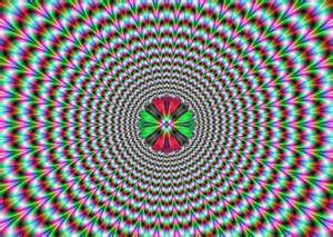 it moves!: 3D Waves, Optical Illusions Pictures, Art Inspiration, Illusions Optical Magicey, Flowers Things, Illusions Doptiqu, Optical Art, Eye Illusions, Waves Optical