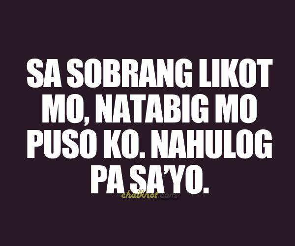 Best 25+ Hugot Lines Tagalog Ideas On Pinterest