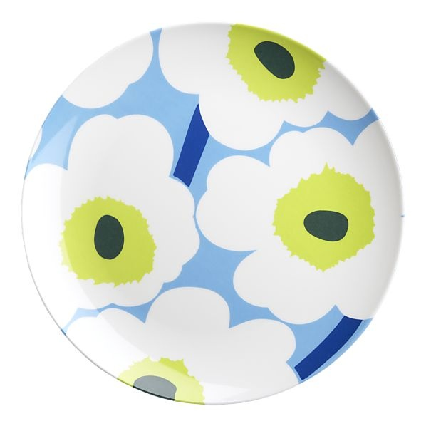 Have this Marimekko Unikko set in green