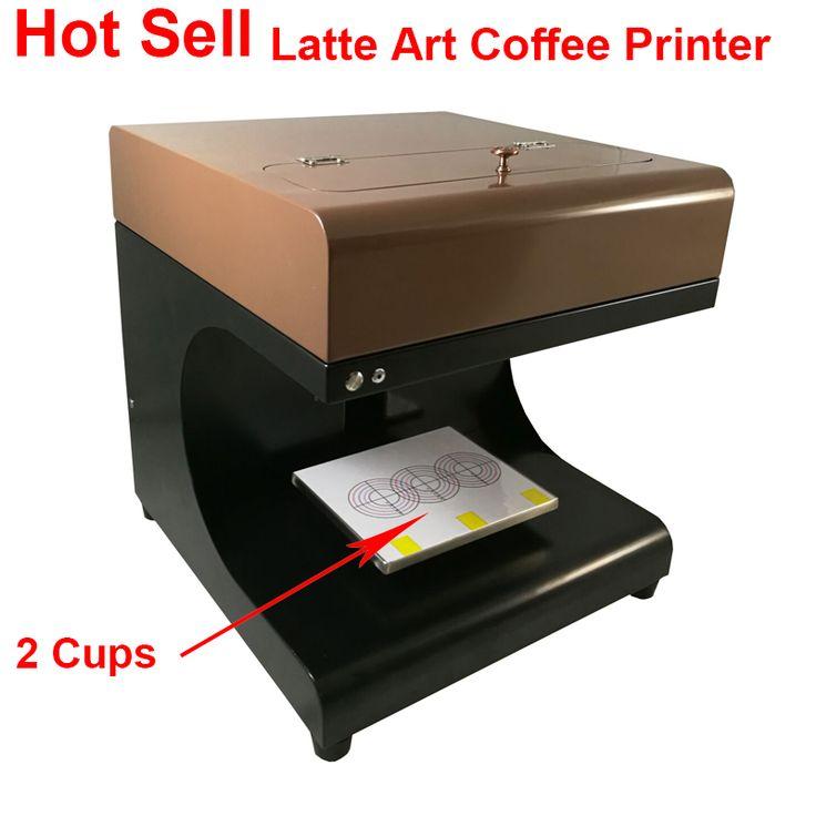 Flatbed Printer For Printing Cake Dessert/Milktea/Coffee/Chocolate Digital Printing Machine