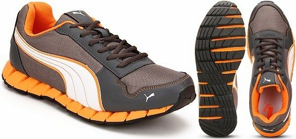 Light weighted - Ultra stylish #Puma Men Navy Kevler DP #Shoes