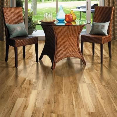 Home Decorators Collection Brilliant Maple 8 Mm Thick X 7 1 2 In Wide X 47 1 4 In Length