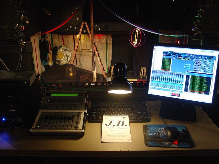 Theatre Sound Design Show Control Amp Virtual Sound System