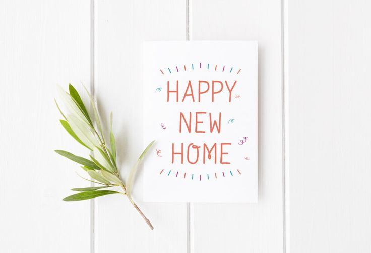 Housewarming Card, Housewarming Gift, New Home Card, New Home Gift, New House Card, New house gift, Moving in card, New home, Happy new home by PeachyPaperCo on Etsy https://www.etsy.com/uk/listing/279909320/housewarming-card-housewarming-gift-new