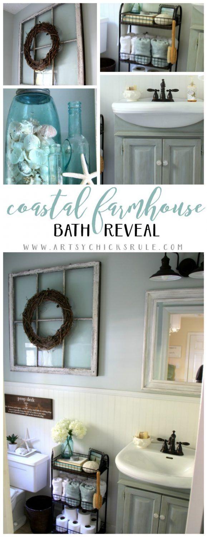 Ame este estilo !!!  Casa da quinta costeira Reveal - artsychicksrule.com