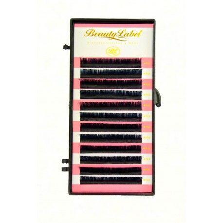 Bij happywimperextensions.nl  D+ krul 0.05mm soft silk Dit doosje bevat 12 rijtjes wimpers, met dezelfde lengtes. De D krul heeft de scherpste krul. De D+ krul is meer gekruld dan de andere D krullen. De dikte 0.05 wordt voornamelijk gebruikt voor de 2D/8D techniek. De wimpers zijn in veel verschillende diktes en lengtes verkrijgbaar; dikte: 0.05,0.07,0.20 en lengte : 7,8,9,10,11,12,13,14, 15mm.