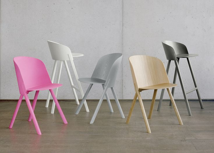 This That Other chairs by Stefan Diez for e15 at Salone 2013 in Milan