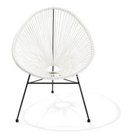 Acapulco Replica Chair - White | Kmart