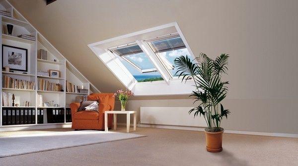 Fenêtre de toit Velux : le choix de la qualité et du prix - Finitions et Petits Travaux : Idéesmaison.com