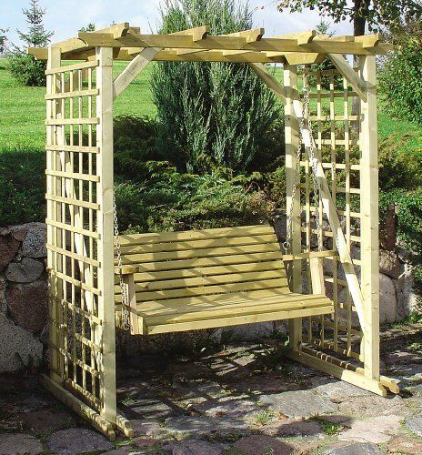 1000 Ideas About Wooden Garden Swing On Pinterest Garden Swing Seat Childrens Garden