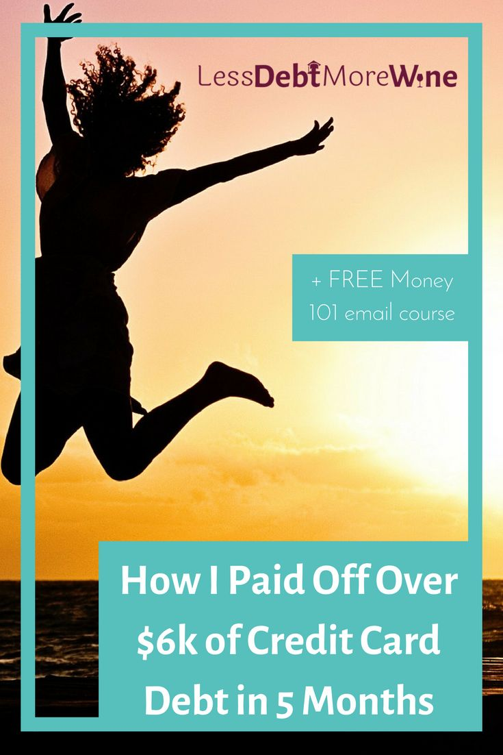 How i paid off all my credit card debt paying off credit
