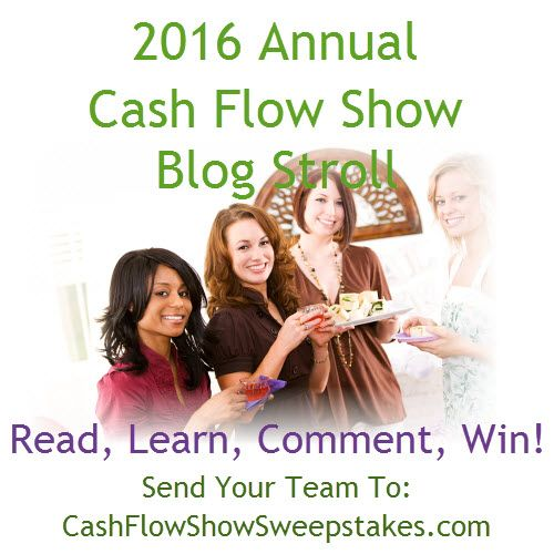 As usual, our holiday thank you gift to the Cash Flow Show fans…..