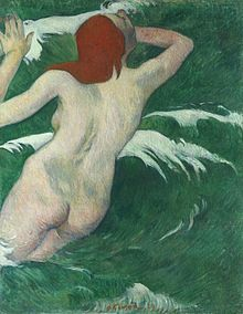 Ondina, 1889, olio su tela, Museum of Art, Cleveland