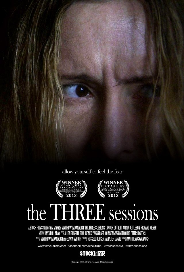 The Three Sessions 2013