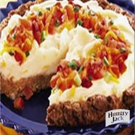 Bacon-Cheeseburger Potato Pie from Hungry Jack®