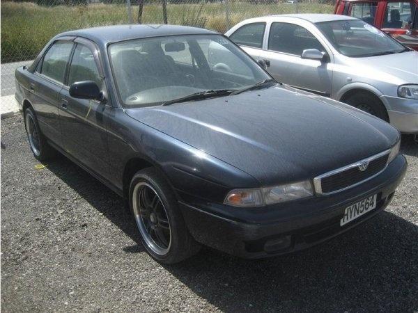 Mazda Capella - Cars - Vehicles