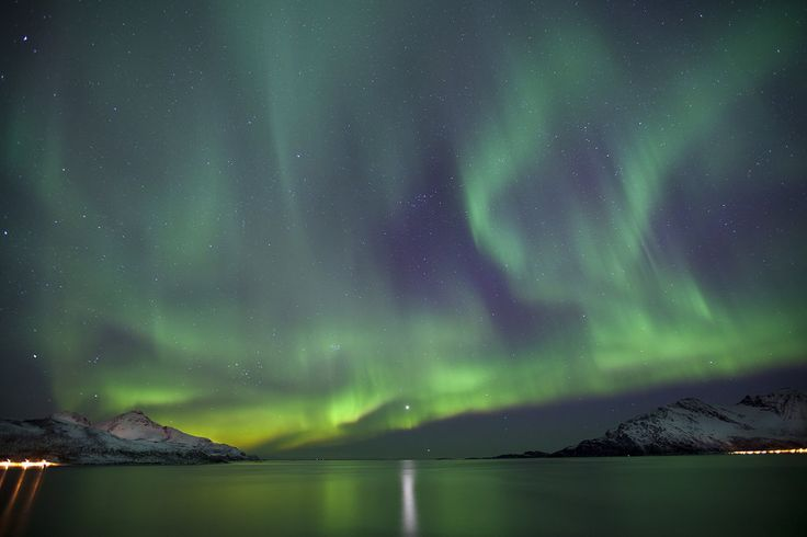 The northern lights may be seen in America tonight!
