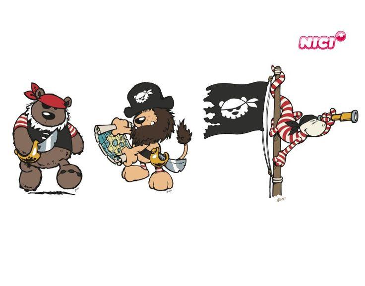 ber ideen zu wandtattoo pirat auf pinterest. Black Bedroom Furniture Sets. Home Design Ideas