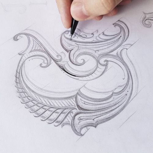 amazing hand lettering sketches