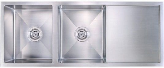 Vogue 1150mm Stainless Steel Sink, Kitchen - Kitchen Sinks & Taps - Kitchen Sinks - Drop In Sinks