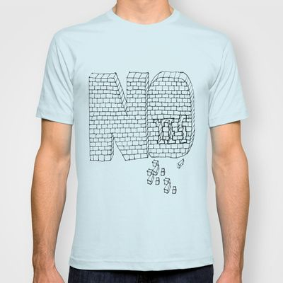 Optimism wall T-shirt by ALDO AAB - $22.00