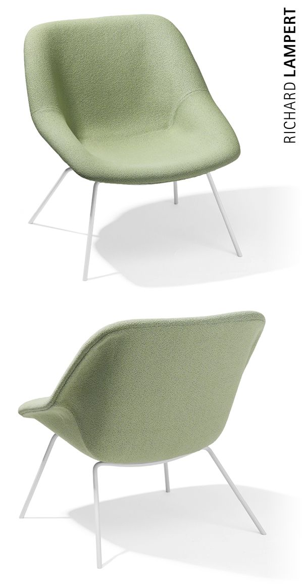Irresistibly Comfy – ›H55‹ by Herbert Hirche