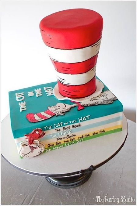Adorable Doctor Zeus cake by The Pastry Studio  - Cake Wrecks - Home