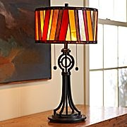 Dale Tiffany Bradley Table Lamp: Glasses Tables Lamps, Dale Tiffany, Stained Glasses Tables, Glass Table Lamps, Glasses Ideas, Bradley Tables, Glasses Inspiration, Glasses Lamps, Glass Tables