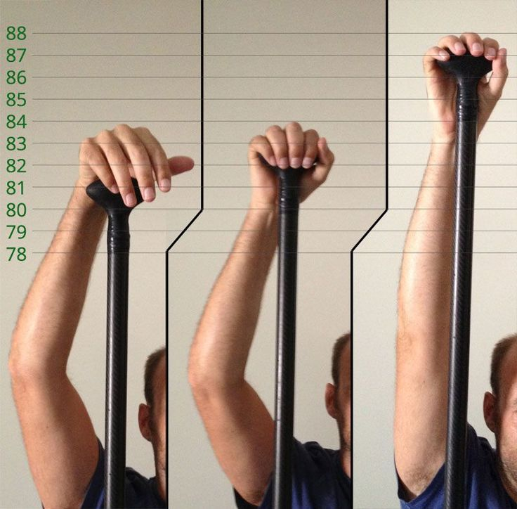 How to measure a stand up paddle boarding paddle https://uk.pinterest.com/uksportoutdoors/stand-up-paddleboarding/pins/