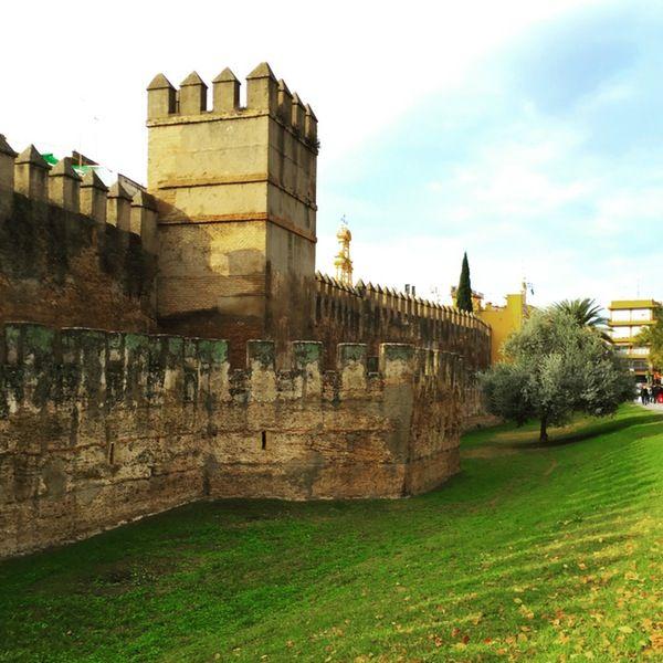 Muralla de la Macarena