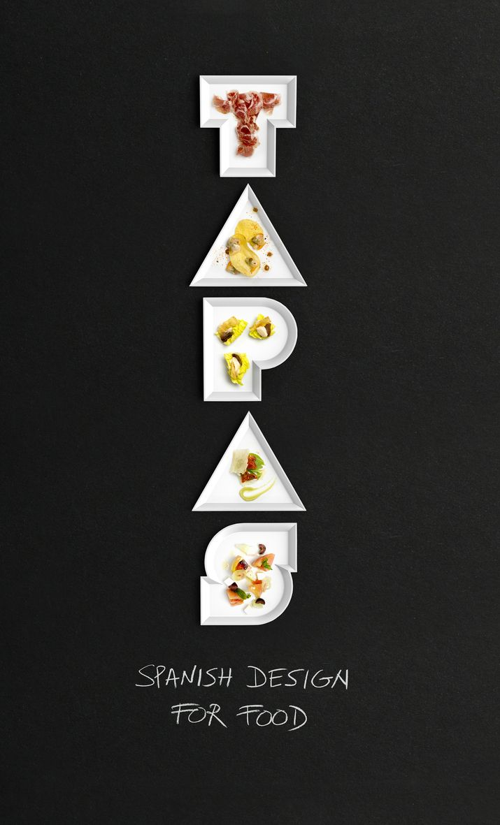 Tapas. Spanish Design for Food (Identity, Exhibitions, Print) by Lo Siento…
