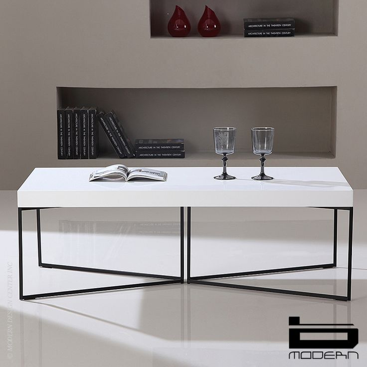A solid steel base creates a true modern look while creating a quality piece of furniture, Mixer Coffee Table. #bmodern #coffeetable #bmoderndesignteam Available at loftmodern.com  http://www.loftmodern.com/products/b-modern-mixer-coffee-table