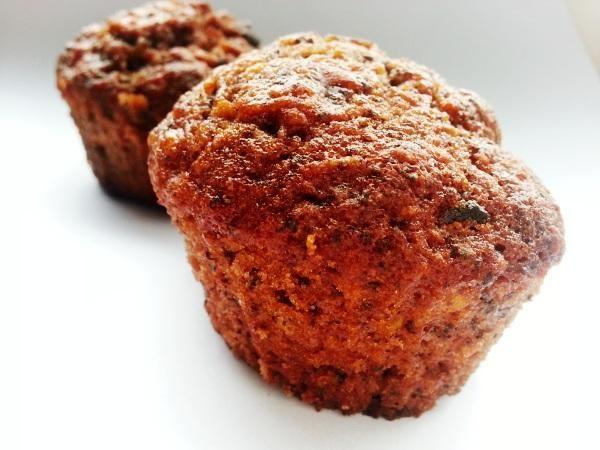 Jablkovo - mrkvové muffiny - Recepty Naničmama.sk