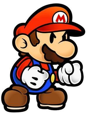 O Grande Bigode do Encanador Mário! Confira também Jogos do Mário (Online & Grátis) em: http://www.jogoson.com.br/jogos-do-mario/