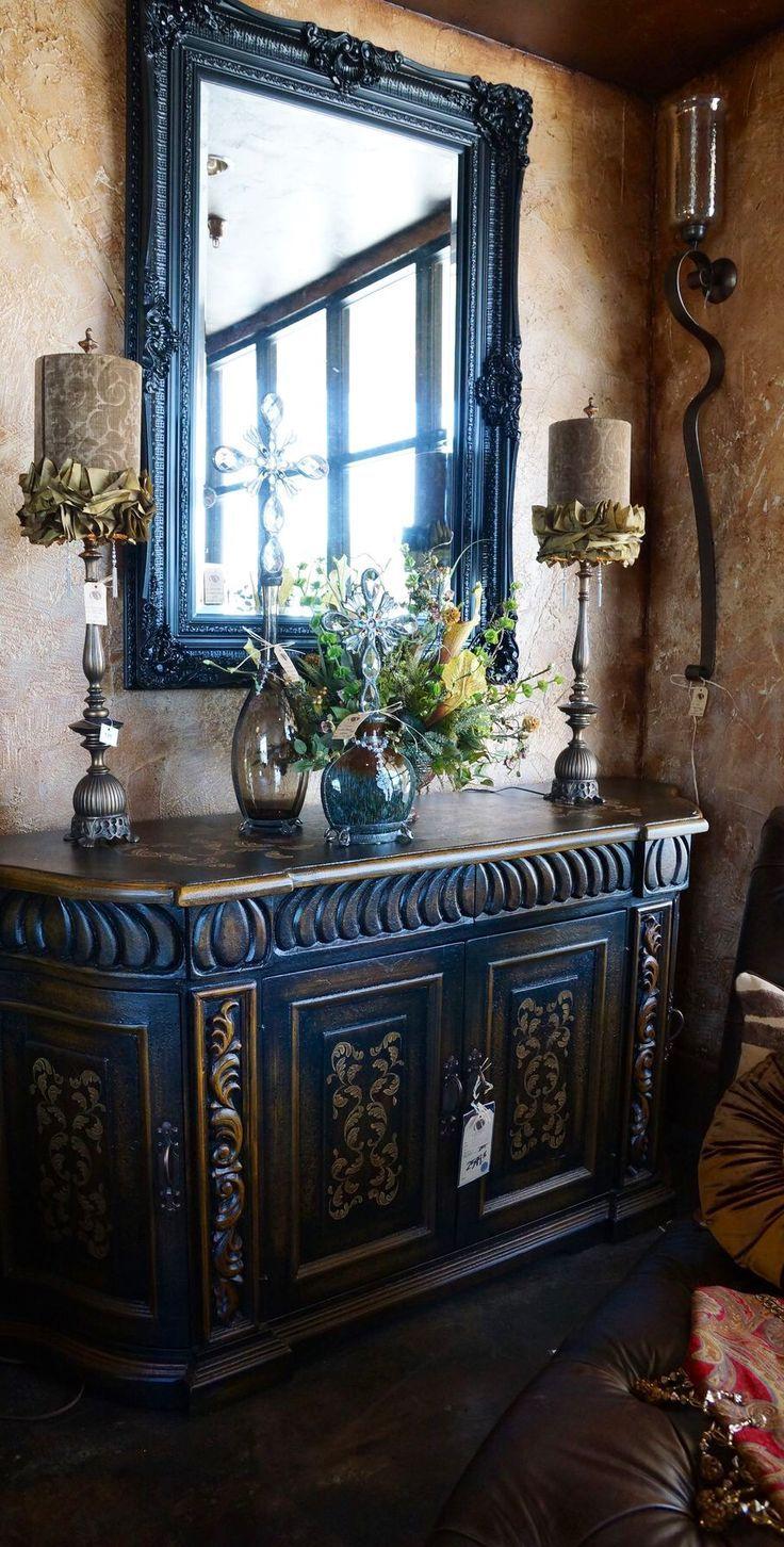 Mirrors Home Decor Old World Tuscan Design Tuscan Decorating Home Decor Decor