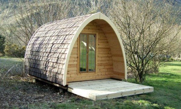 16 best images about smallest living spaces on pinterest for Garden hut sale