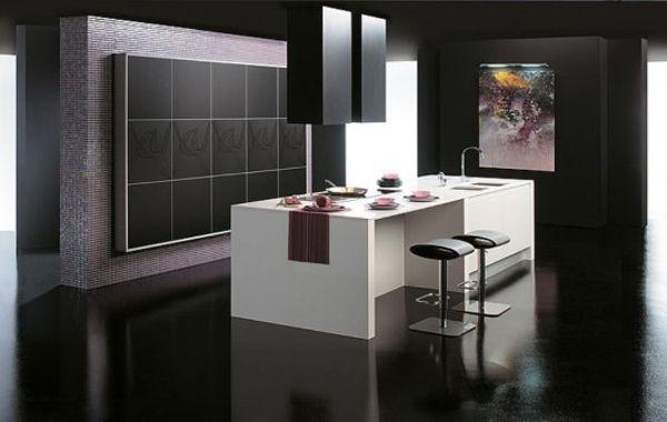 LOVE THIS!!! Hi-tech kitchen designs http://www.interiorholic.com/rooms/kitchens/hi-tech-kitchen-designs/