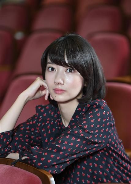 NHKドラマ「お母さん、娘をやめていいですか?」に出演する、女優の波瑠=5日、東京都渋谷区(寺河内美奈撮影)