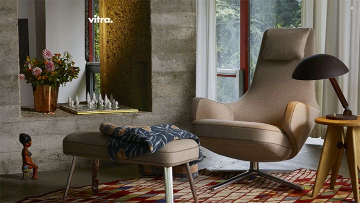 Ukens stol –  Repos og Grand Repos fra Vitra